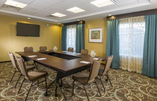 Conference room Hampton Inn - Suites San Bernardino