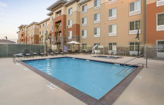 Information Hampton Inn - Suites San Bernardino