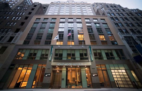 Vue extérieure Homewood Suites by Hilton New York/Manhattan Times Square