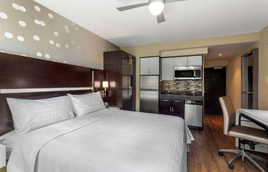 Hall de l'hôtel Homewood Suites by Hilton New York/Manhattan Times Square