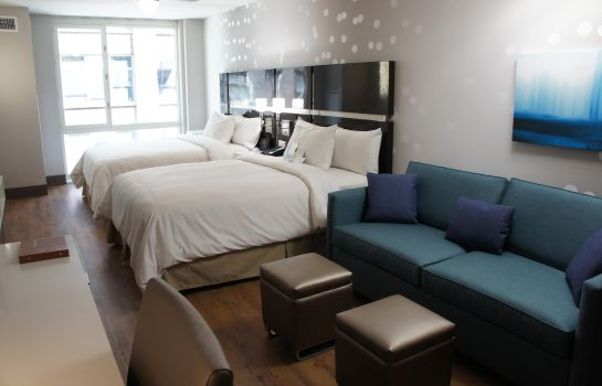 Suite Homewood Suites by Hilton New York-Manhattan Times Square