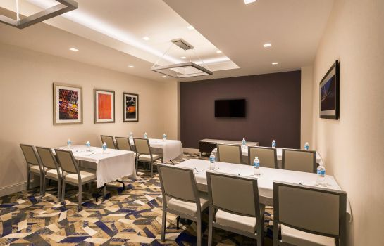 Salle de séminaires Homewood Suites by Hilton New York/Manhattan Times Square