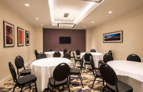 Sala de reuniones Homewood Suites by Hilton New York-Manhattan Times Square