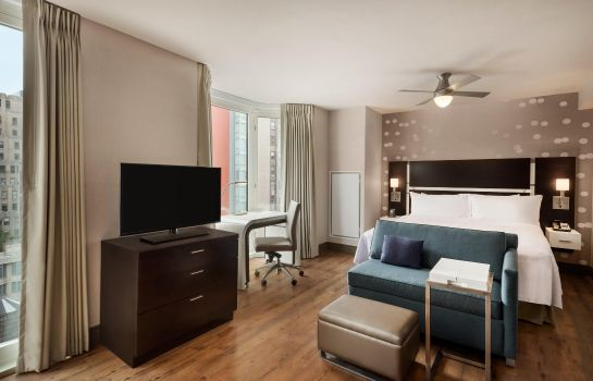Chambre Homewood Suites by Hilton New York-Manhattan Times Square