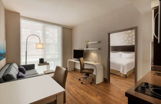 Room Homewood Suites by Hilton New York-Manhattan Times Square