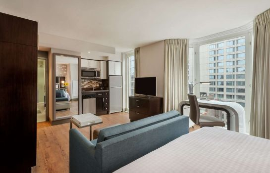 Kamers Homewood Suites by Hilton New York-Manhattan Times Square