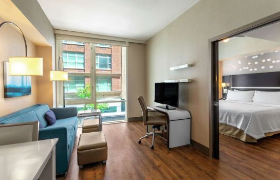 Chambre Homewood Suites by Hilton New York/Manhattan Times Square
