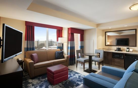 Suite Hampton Inn - Suites Madison - Downtown