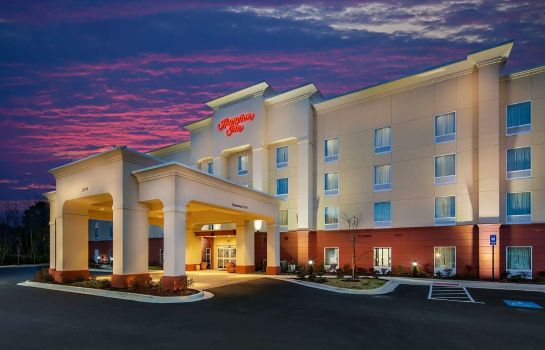 Außenansicht Hampton Inn Augusta/Gordon Highway GA