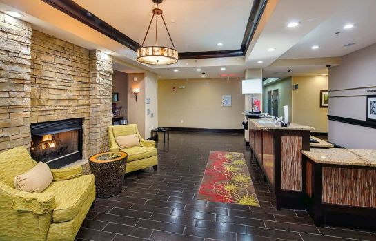 Hotelhalle Hampton Inn Augusta/Gordon Highway GA