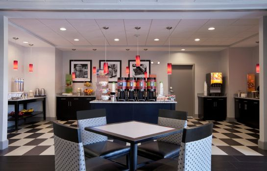 Restaurant Hampton Inn and Suites Roanoke Airport VA