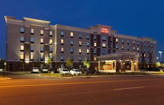 Info Hampton Inn and Suites Roanoke Airport VA