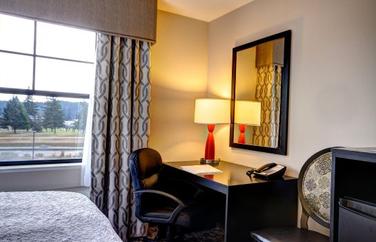 Zimmer Hampton Inn and Suites Roanoke Airport VA