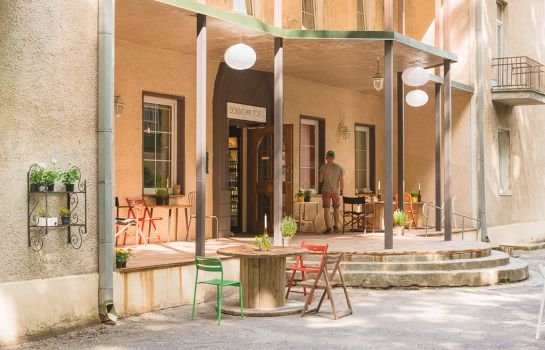 Terrasse Downtown Forest Hostel & Camping