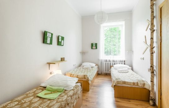 chambre standard Downtown Forest Hostel & Camping