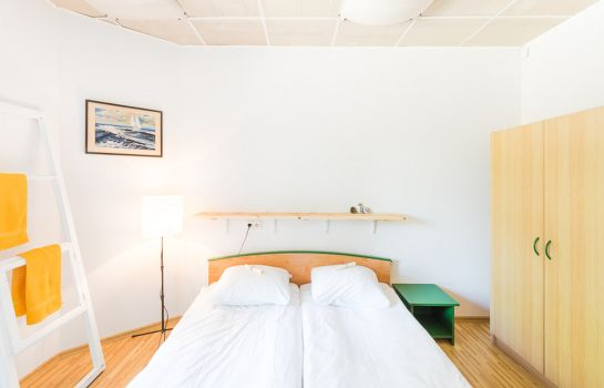Chambre double (standard) Downtown Forest Hostel & Camping
