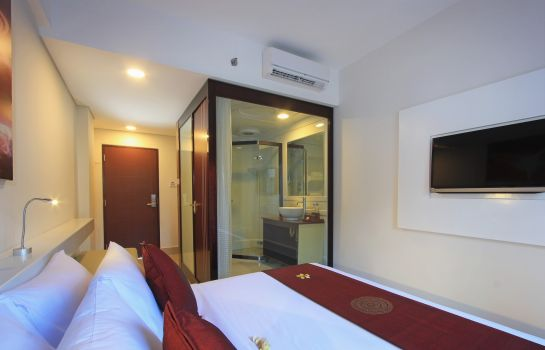 Chambre double (standard) MarsCity Hotel