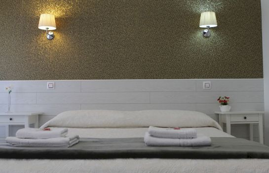 Standard room Hostal Star Madrid
