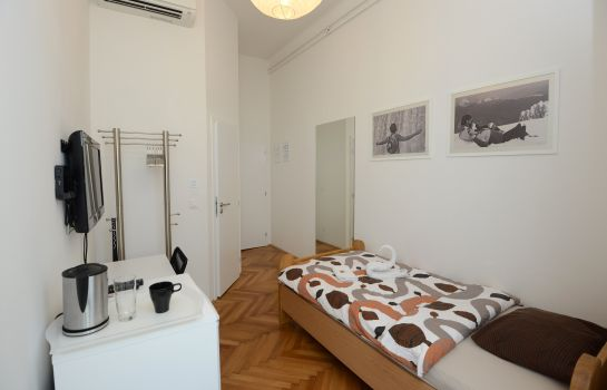 Chambre individuelle (standard) Galeria Rooms