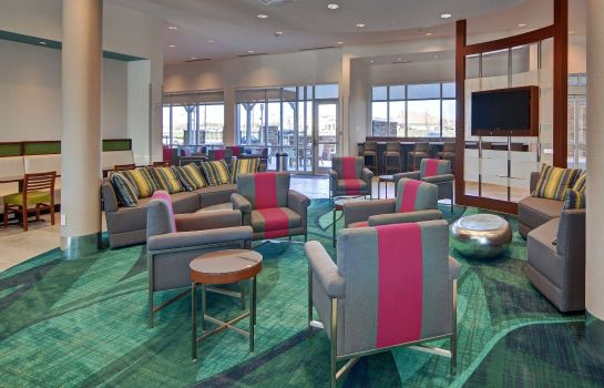 Hotelhalle SpringHill Suites Dallas Plano/Frisco
