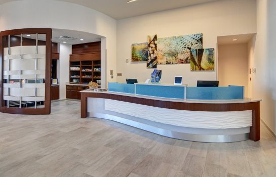 Hotelhal SpringHill Suites Dallas Plano/Frisco