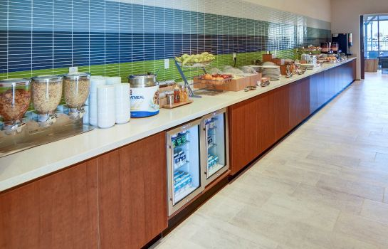 Restaurante SpringHill Suites Dallas Plano/Frisco