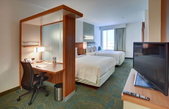 Suite SpringHill Suites Dallas Plano/Frisco