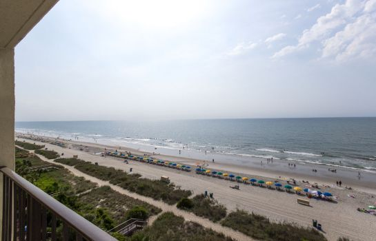 Pokój standardowy Carolinian Beach Resort by Oceana Resorts