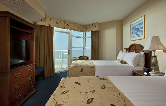chambre standard Carolinian Beach Resort by Oceana Resorts