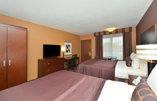 Zimmer BEST WESTERN PLUS STOVALLS INN