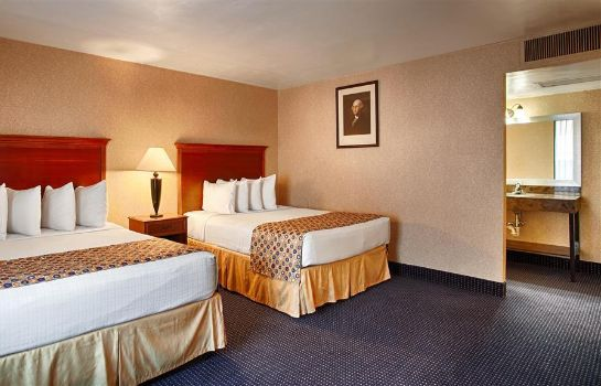 Suite Best Western Pentagon Hotel - Reagan Airport
