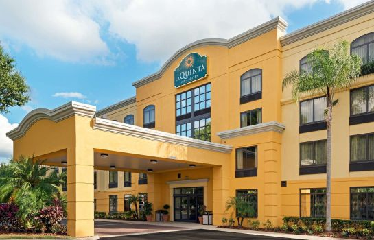 Vista exterior La Quinta Inn & Suites Tampa North I-75