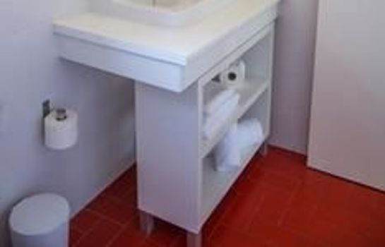 Bagno in camera Beach Boys Boutique Resort - Caters to Gay Men
