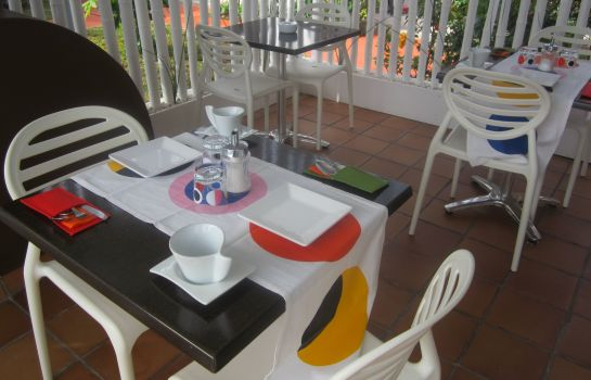 Sala de desayuno Beach Boys Boutique Resort - Caters to Gay Men