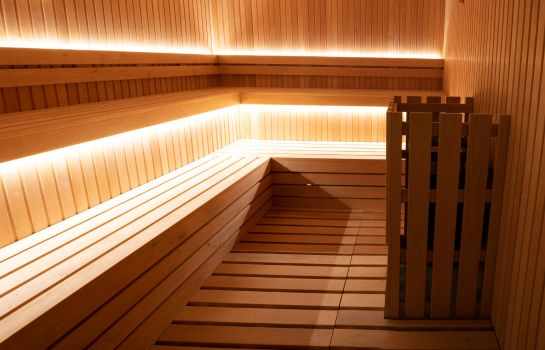 Sauna Hotel Green Park Madama SPA & WELLNESS