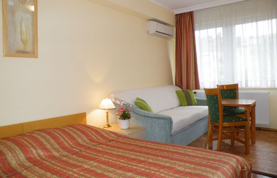 Chambre double (confort) Apartment Buda Budapest