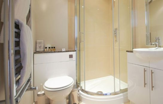Cuarto de baño Crompton House Serviced Apartments
