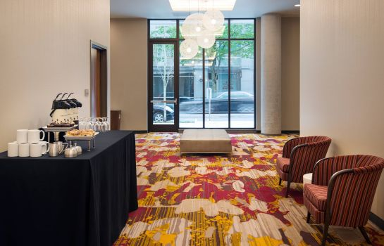 Sala congressi Residence Inn Portland Downtown/Pearl District