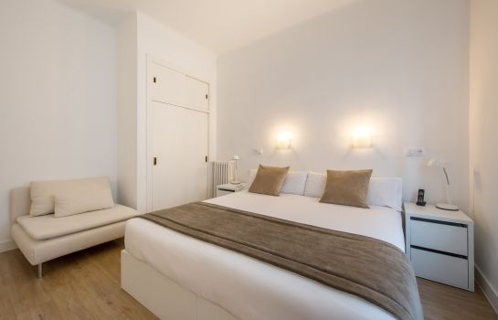 Double room (standard) NeoMagna Madrid