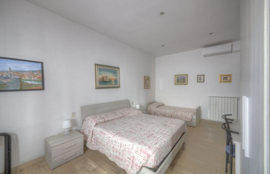 Vierbettzimmer Sogni D'Oro Guest House