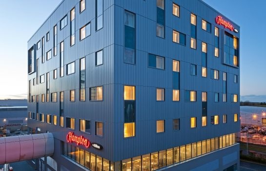 Vista exterior Hampton by Hilton London Gatwick Airport