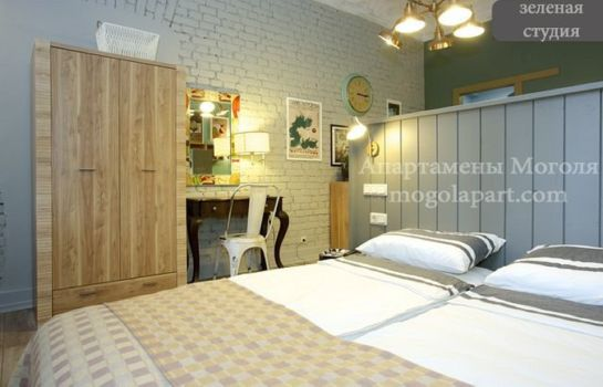 Chambre double (standard) Mogol Apartments