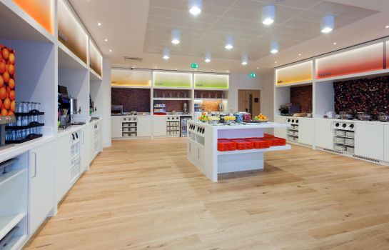 Restaurante Hampton by Hilton London Gatwick Airport