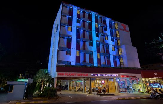 Bild Red Planet Pattaya formerly Tune Hotel Pattaya