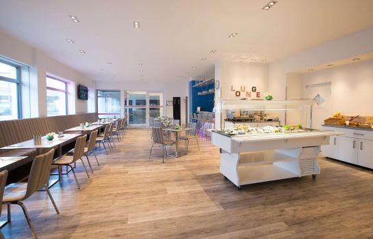 Restaurante Select Hotel City Bremen