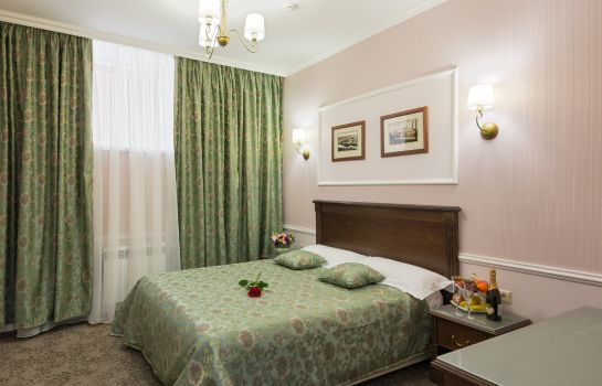 Double room (superior) Old Town Hotel on Kuznetsky