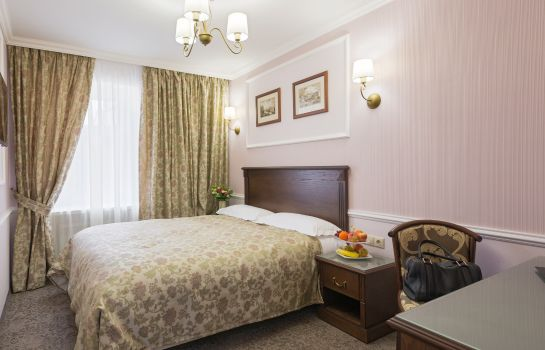 Double room (standard) Old Town Hotel on Kuznetsky