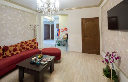 Hotelhalle Prosperus Guest House