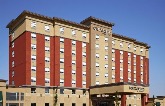 Vista esterna Four Points by Sheraton Edmonton Gateway