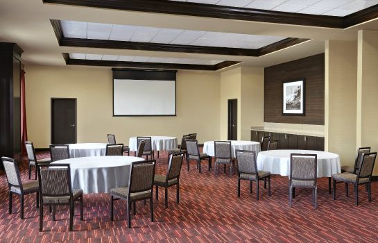 Sala congressi Four Points by Sheraton Edmonton Gateway